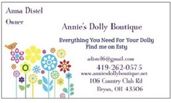 Annie's Dolly Boutique