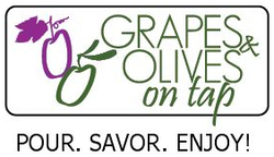 GRAPES & OLIVES ON TAP - Infused Olive Oils and Balsamics