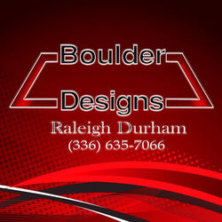 Boulder Designs Raleigh Durham