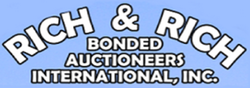 Rich and Rich Bonded Auctioneers