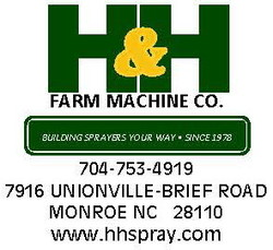 H & H FARM MACHINE